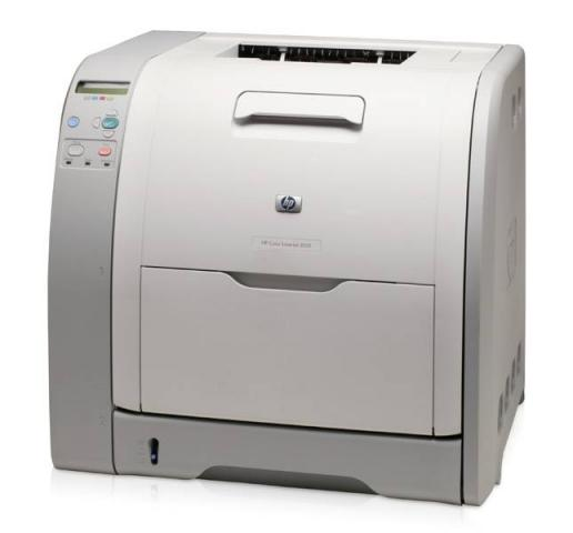 HP LJ Color 3550