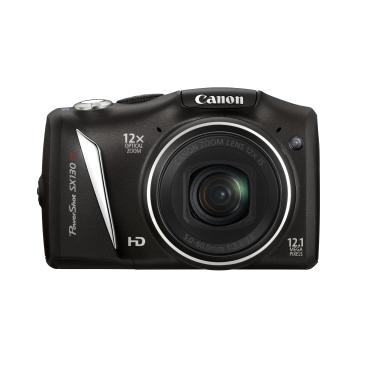 CANON PowerShot SX130 IS čierny